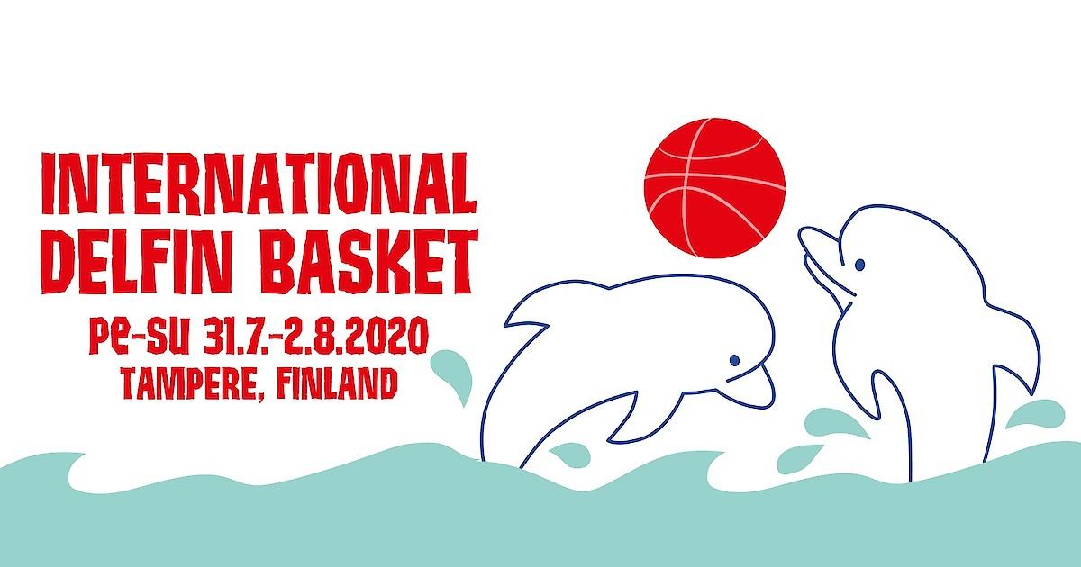 Delfin Basket