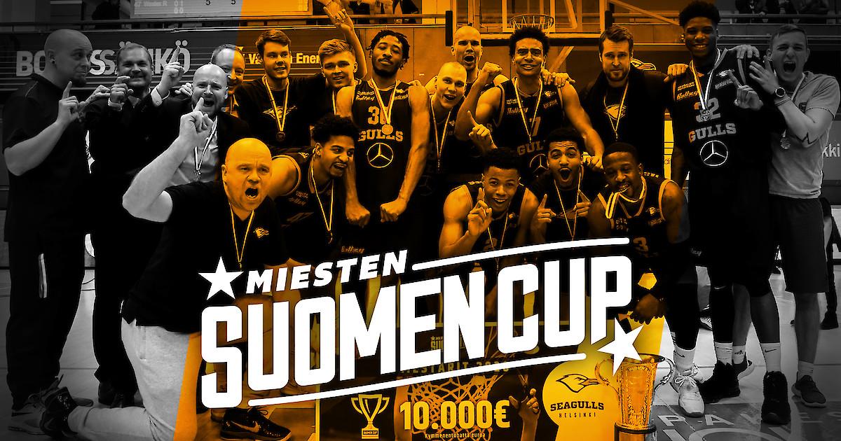 Miesten ja naisten Suomen Cupin puolivälieräparit valittu