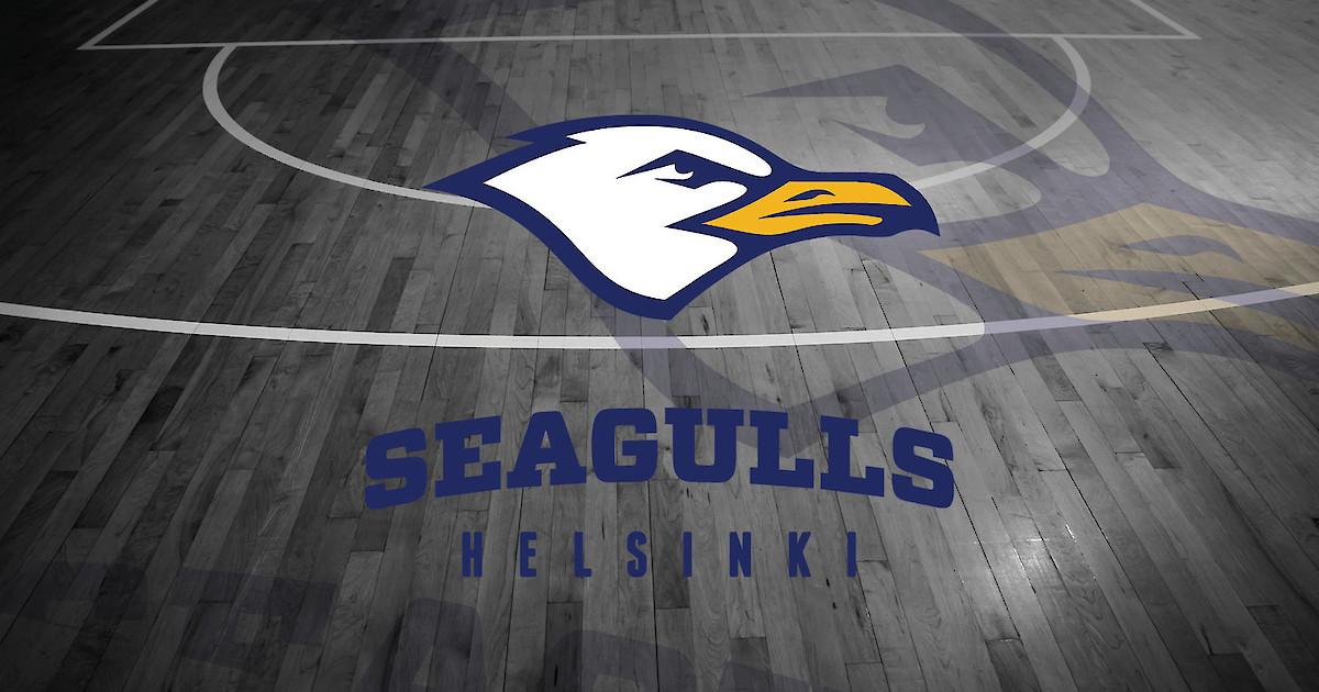 Seagullsin takakenttä vahvistuu  Corban Collins saapuu Helsinkiin