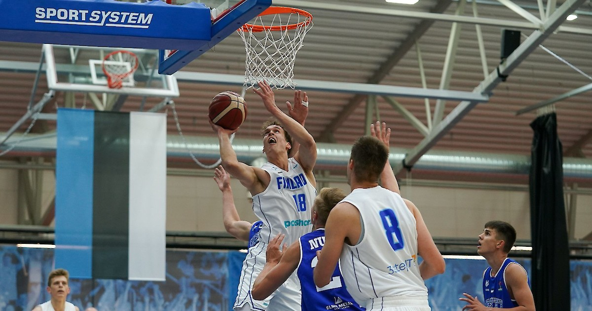 Suomalaiset Nba Pelaajat